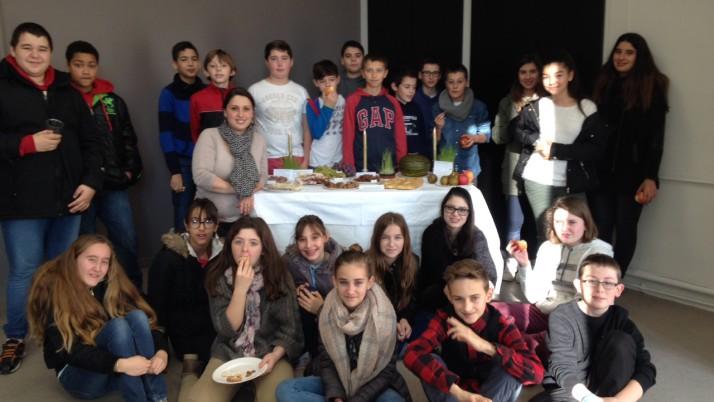 Projet des 5A «Vivre en Provence»
