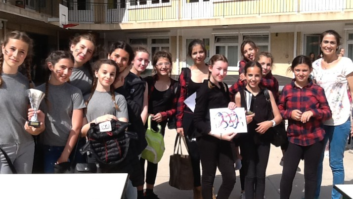 Championnat Territorial de danse