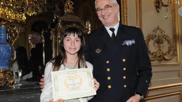Concours «Plumier d'Or»