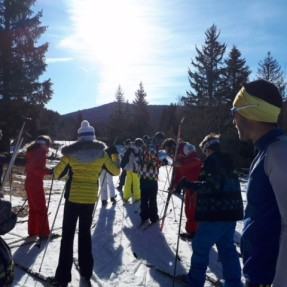 Classe de neige Multi glisses Correncon en Vercors – 5C et 5E