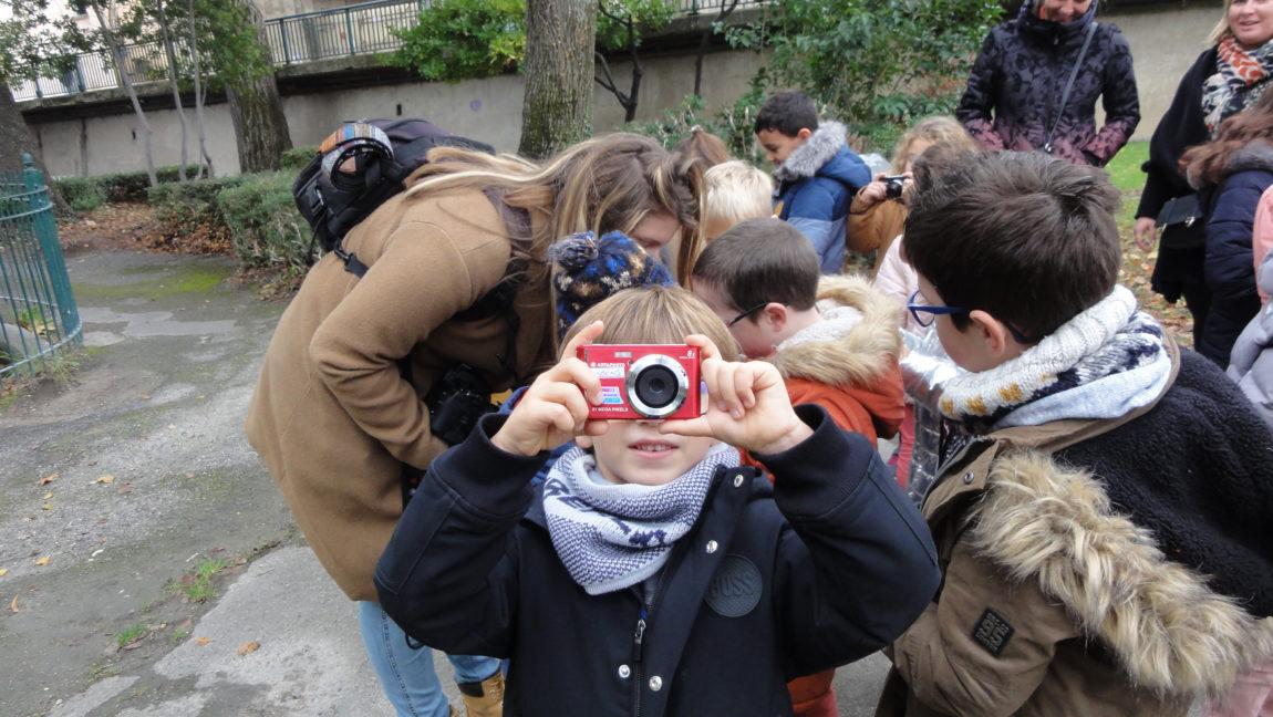 C.P.-Initiation à la photographie
